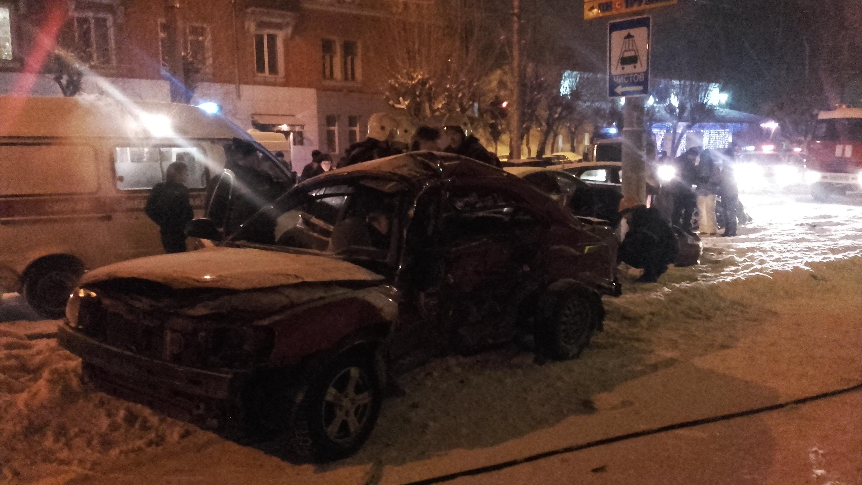 дтп киров 10 января пугачева и щорса определение