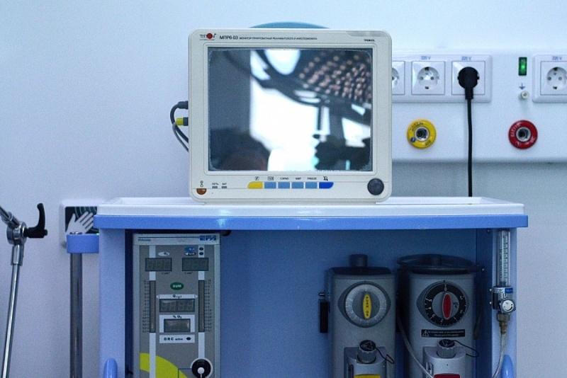 Операционный блок Центра травматологии, ортопедии и нейрохирургии отремонтирован по стандартам ведущих федеральных клиник