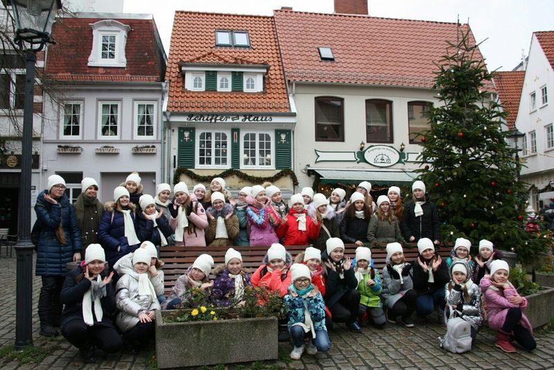 Юные кировчанки спели в Германии (+ФОТО)