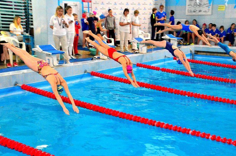 Открытый турнир по плаванию прошел в Кирово-Чепецке