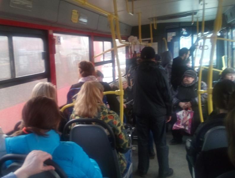В Кирове в воскресенье перекроют движение на Октябрьском проспекте