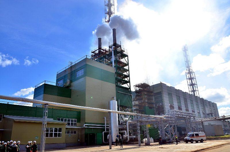 Филиал «КЧХК» произвел 2,6 млн тонн продукции в 2018 году