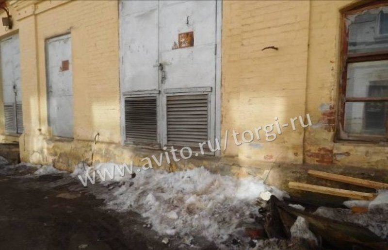 "На ""Авито"" продают корпус завода КРИН"