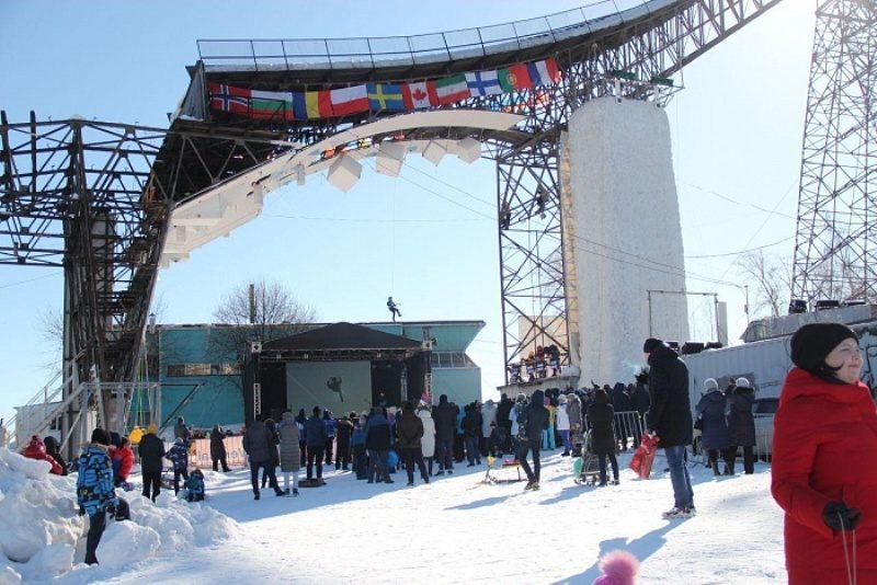 В Кирове прошел финал чемпионата мира по ледолазанию