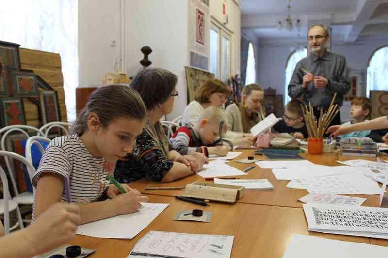Дети из многодетных семей региона бесплатно освоят искусство каллиграфии