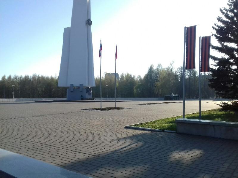 kirov park pobedyi 9 maya В Кирове к Дню Победы приготовили особенную программу