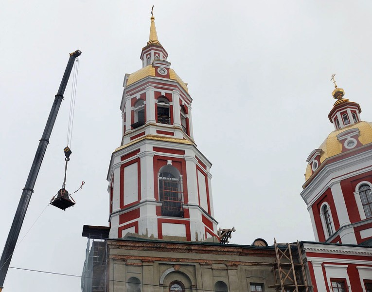 Паломники Великорецкого крестного хода услышат звон новых колоколов
