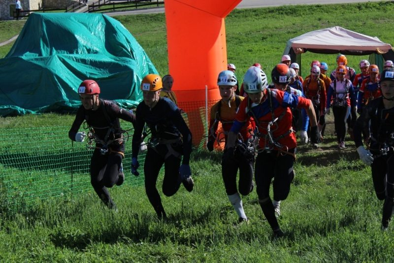 Кировчане стали призерами соревнований на «Туриаде-2019»