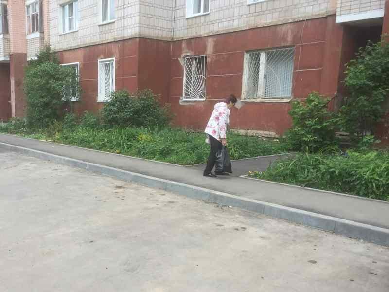 По кировским дворам прошла проверка (+ФОТО)