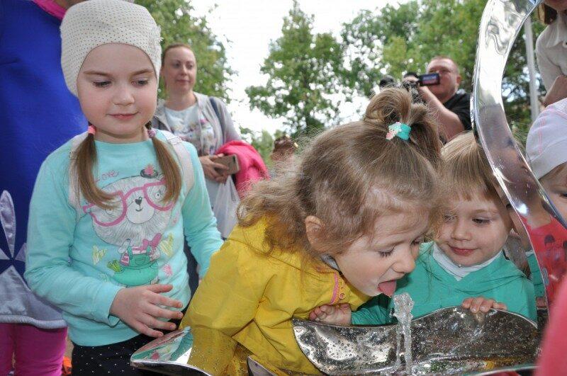 В Кирове появился новый питьевой фонтан