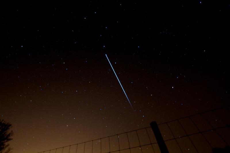 nebo mks Кировчане смогут увидеть на небе яркий объект, созданный человеком