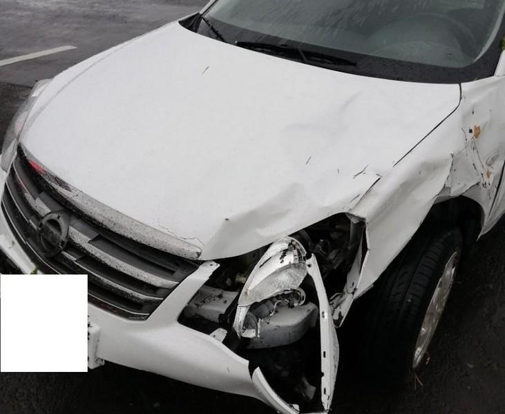 За день в регионе произошло 3 ДТП, в которых автомобили оказались в кювете