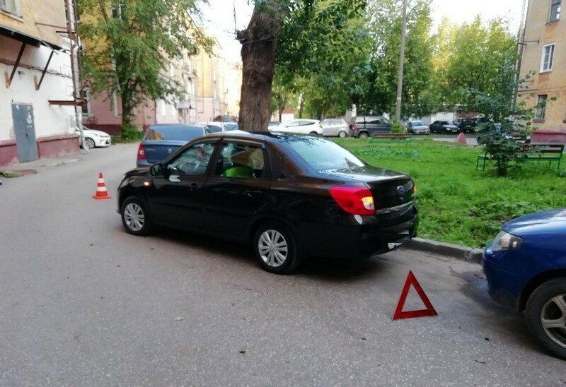 В Кирове за один день пенсионеры сбили двух пешеходов