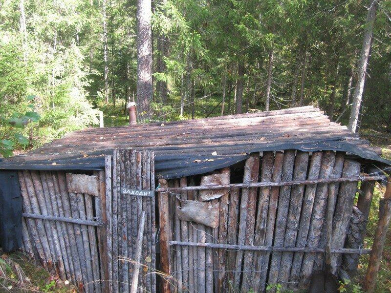 Житель региона построил лесную хижину, в которой может отдохнуть любой желающий (+ФОТО)