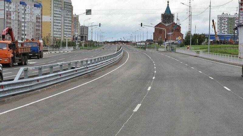 Названо время, когда в Кирове торжественно откроют путепровод в Чистые Пруды