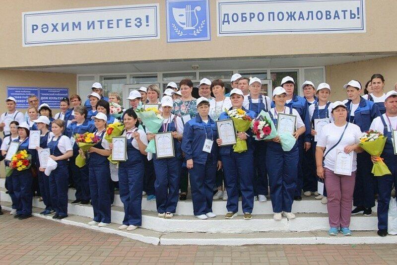 Доярка из Кировской области стала лучшей по профессии