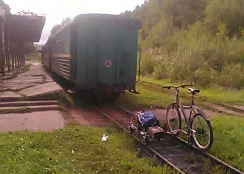 Кировчанин смастерил экзотический для нашего региона транспорт (+ФОТО)