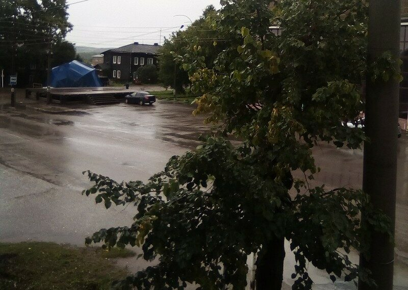 По области прошелся ураган: разрушения шокируют (+ФОТО)