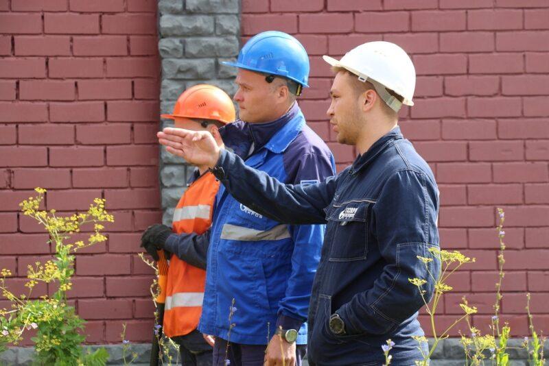 Кировчанину перекрыли газ экскаватором (+ФОТО)
