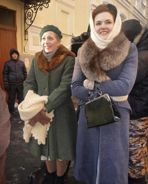 Жительница Кировской области снялась в сериале, который показывают по Первому каналу