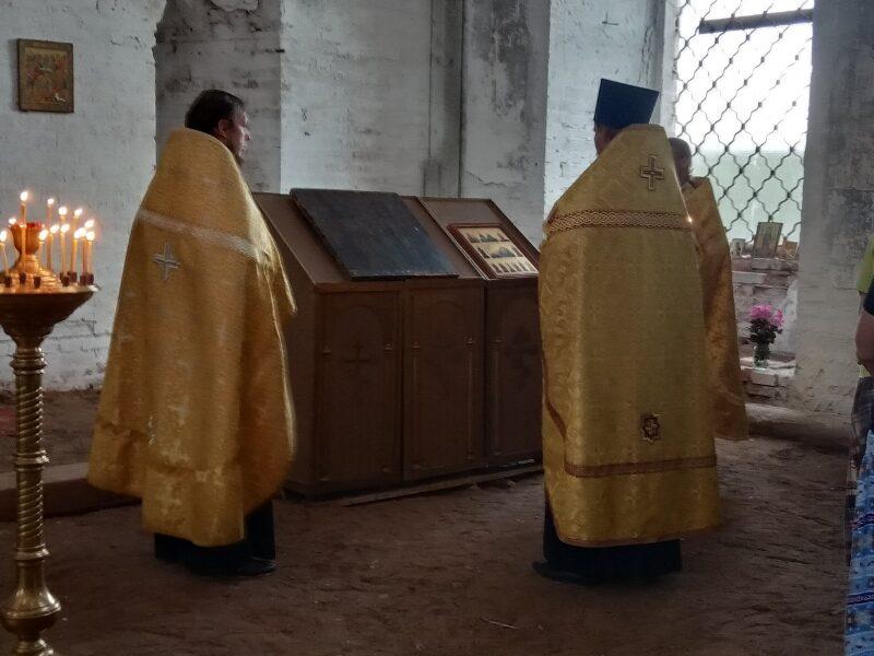 В Кировской области нашлась старинная святыня