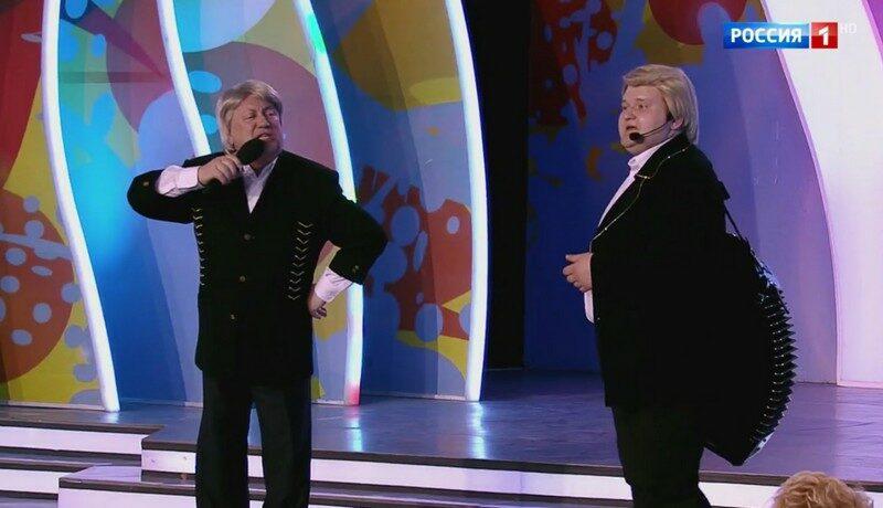 Кировчанин выступил на федеральном канале, пародируя Николая Баскова