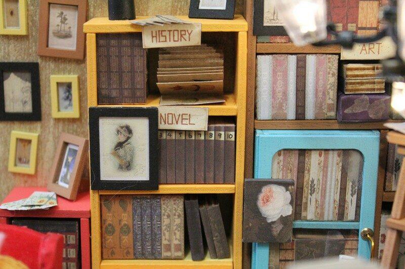В Кирове создали библиотеку в уменьшенном виде