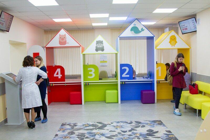 Кировскую областную детскую клиническую больницу посетила делегация из Казани