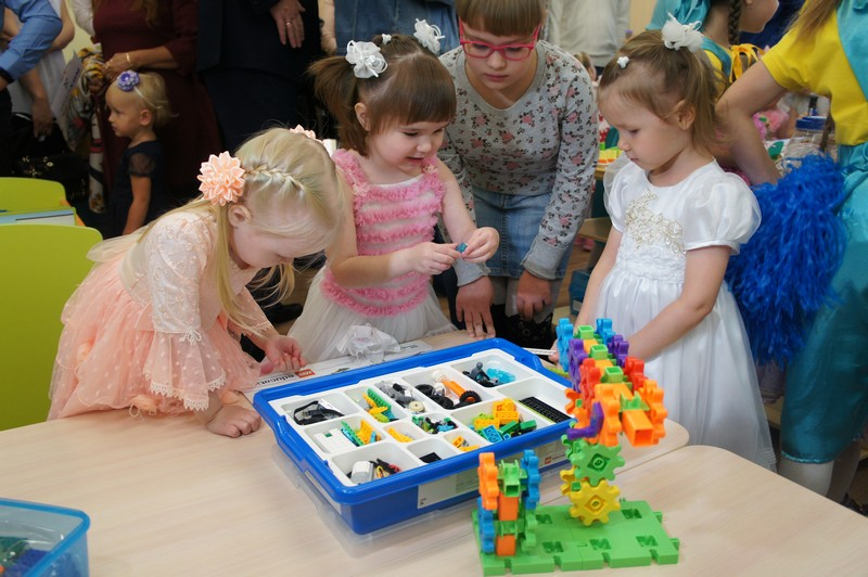 detskiy sad uralhim «УРАЛХИМ – детям»: в Кирово-Чепецке открыты новые группы в детских садах