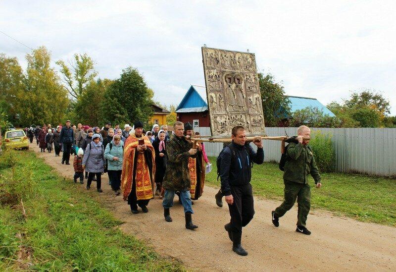 В Кирове пройдет осенний крестный ход