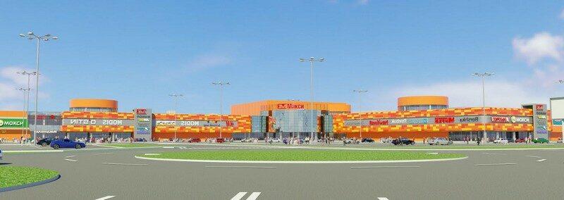 Названы сроки открытия самого крупного торгового центра в Кирове