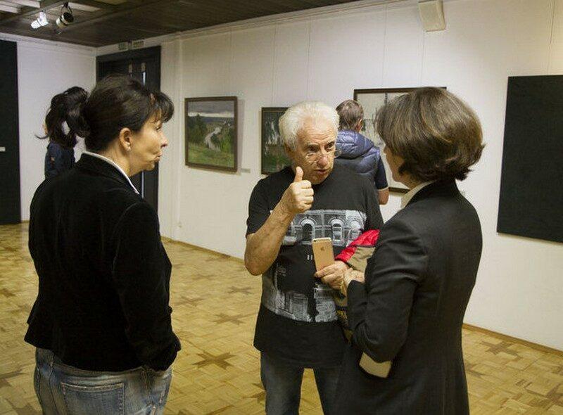 В Кирове будет работать выставка итальянского живописца Мауро Роберто Гавацци