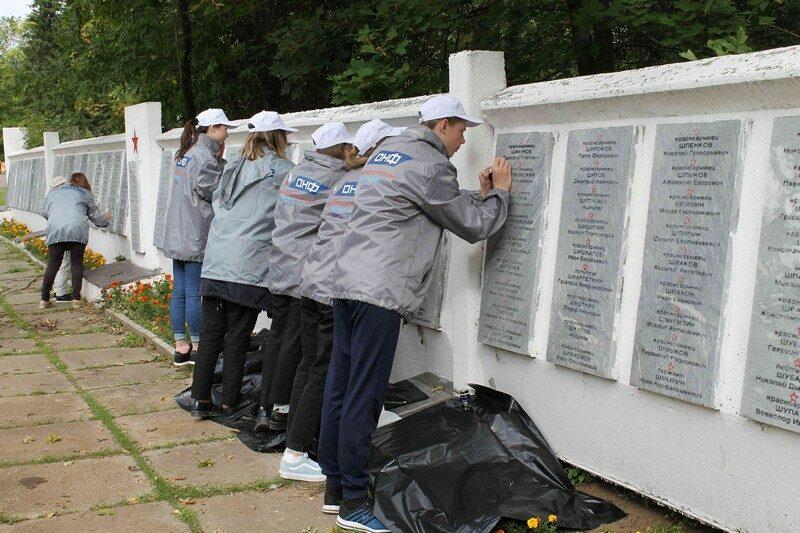 Пенсионер из Казахстана приехал в Киров на могилу погибшего на войне родственника