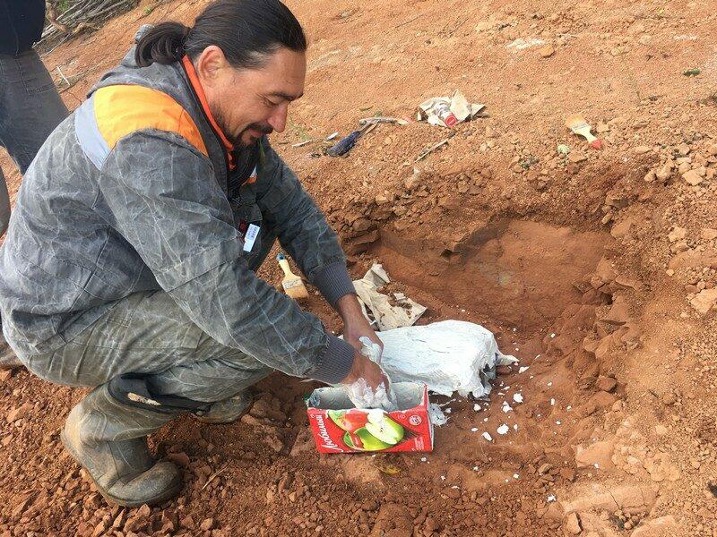 Кировские исследователи наткнулись на следы доисторического хищника