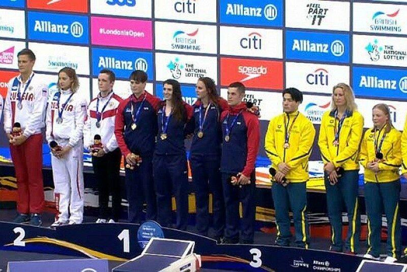Кировчанин Михаил Кулябин выиграл серебро на чемпионате мира по плаванию