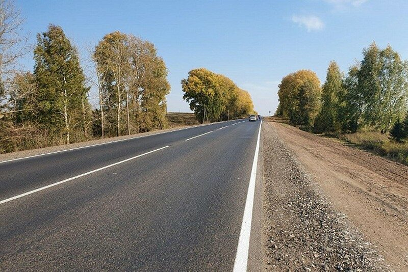 В Кировской области приняты в эксплуатацию 4 участка автодорог
