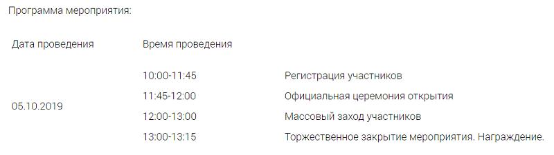 В субботу в Кирове отметят День ходьбы (+ПРОГРАММА)
