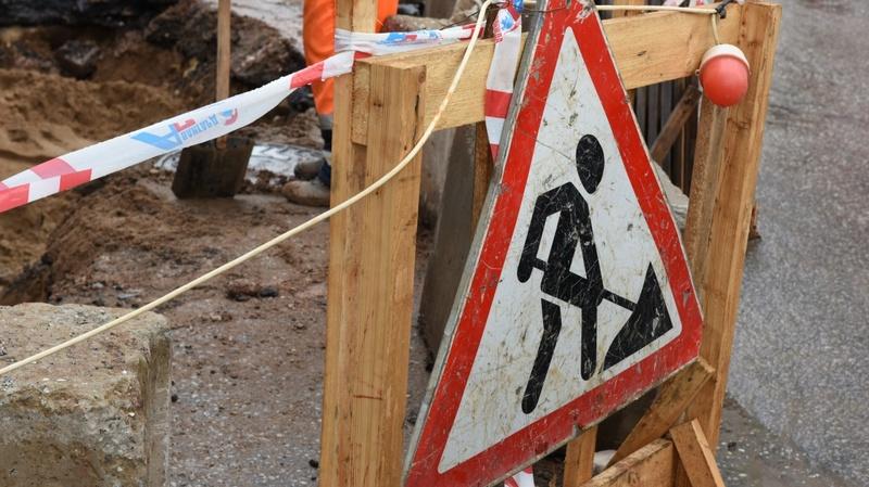 znak Две кировские улицы перекроют до конца сентября