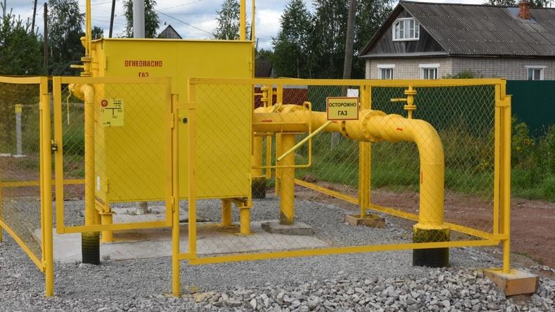 gazoprovod Более 60 км газопроводов протянут к 23 населенным пунктам Кировской области до конца года