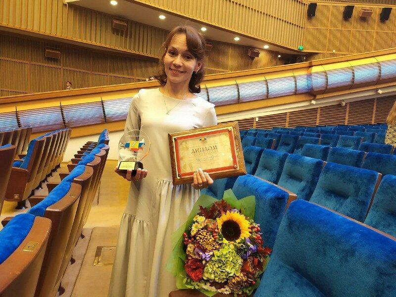 Кировским педагогам вручили награды на сцене Государственного Кремлевского дворца