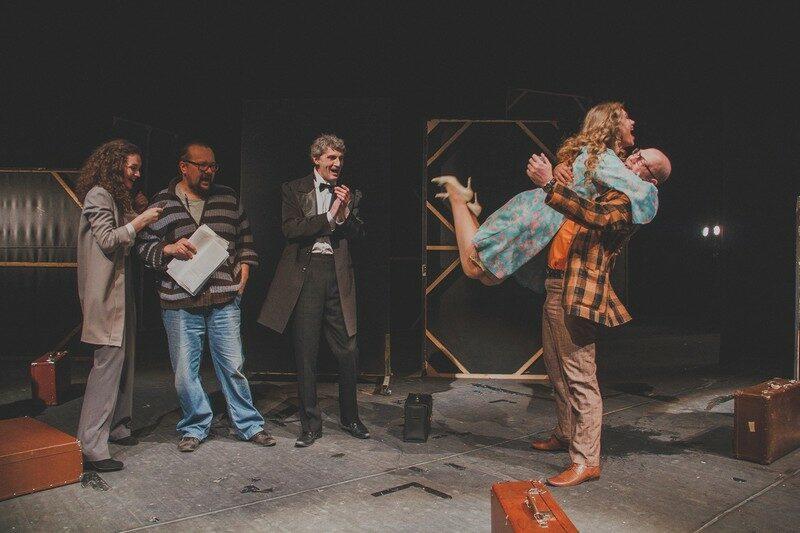 В кировском драмтеатре состоится премьера пьесы «Пикассо»
