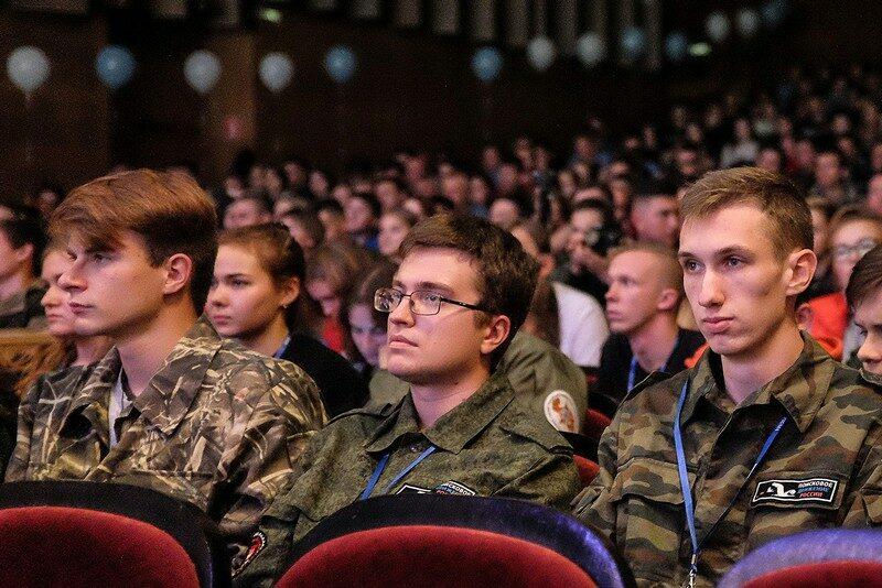 В Кирове собрались участники поискового движения из разных регионов ПФО