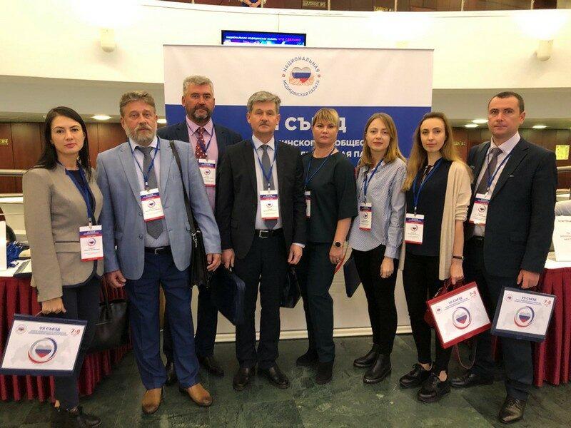 В VII съезде Национальной медицинской палаты принимают участие кировчане