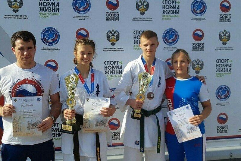 Кировчане отличились на Спартакиаде учащихся России