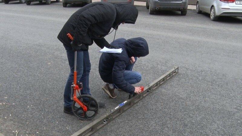 В эксплуатацию принята улица Спасская