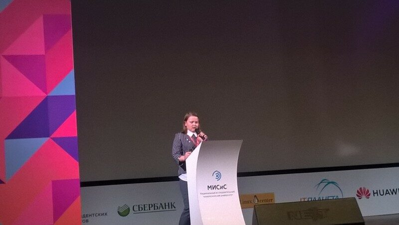 Студентка из Омутнинска представила в Москве проект по созданию автоматизированного протеза