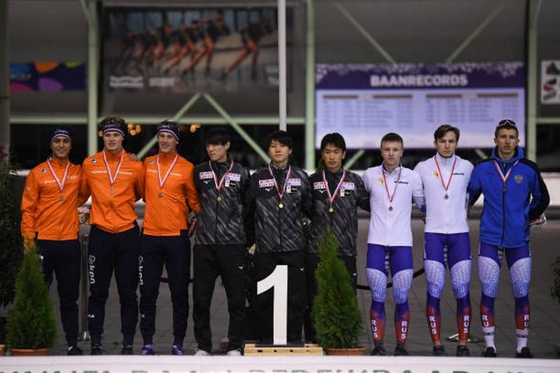 Кировчанин завоевал «бронзу» на этапе Кубка мира по конькобежному спорту
