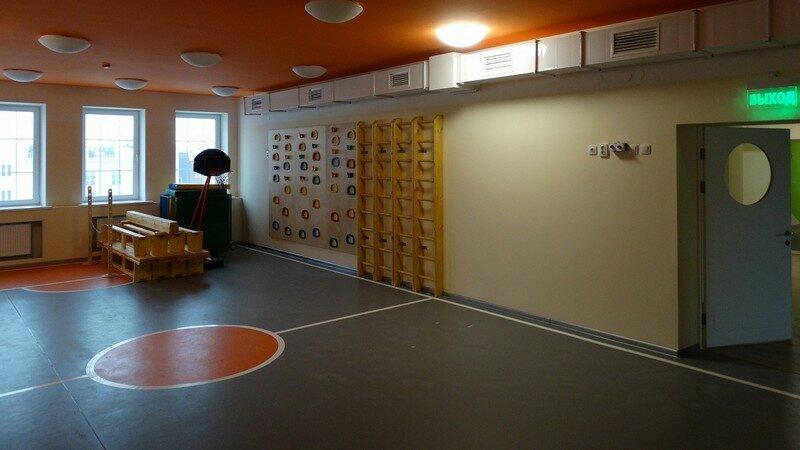 В Метрограде завершается строительство детского сада (+ФОТО)