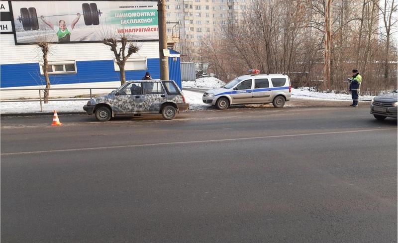 dtp luganskaya В Кирове на улице Луганской сбили пешехода