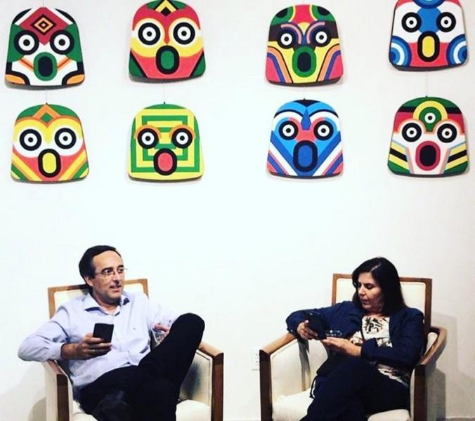 Необычные произведения кировского художника представлены в Майами (+ФОТО)